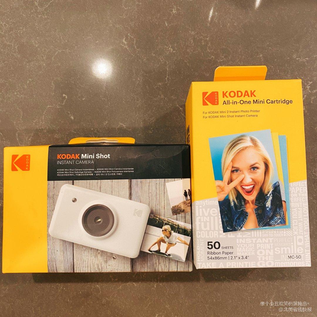 打印拍照一体的胶片机|Kodak ...