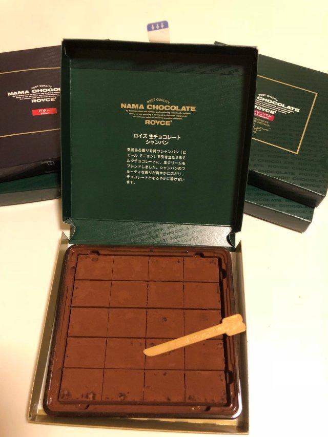 最爱吃的巧克力