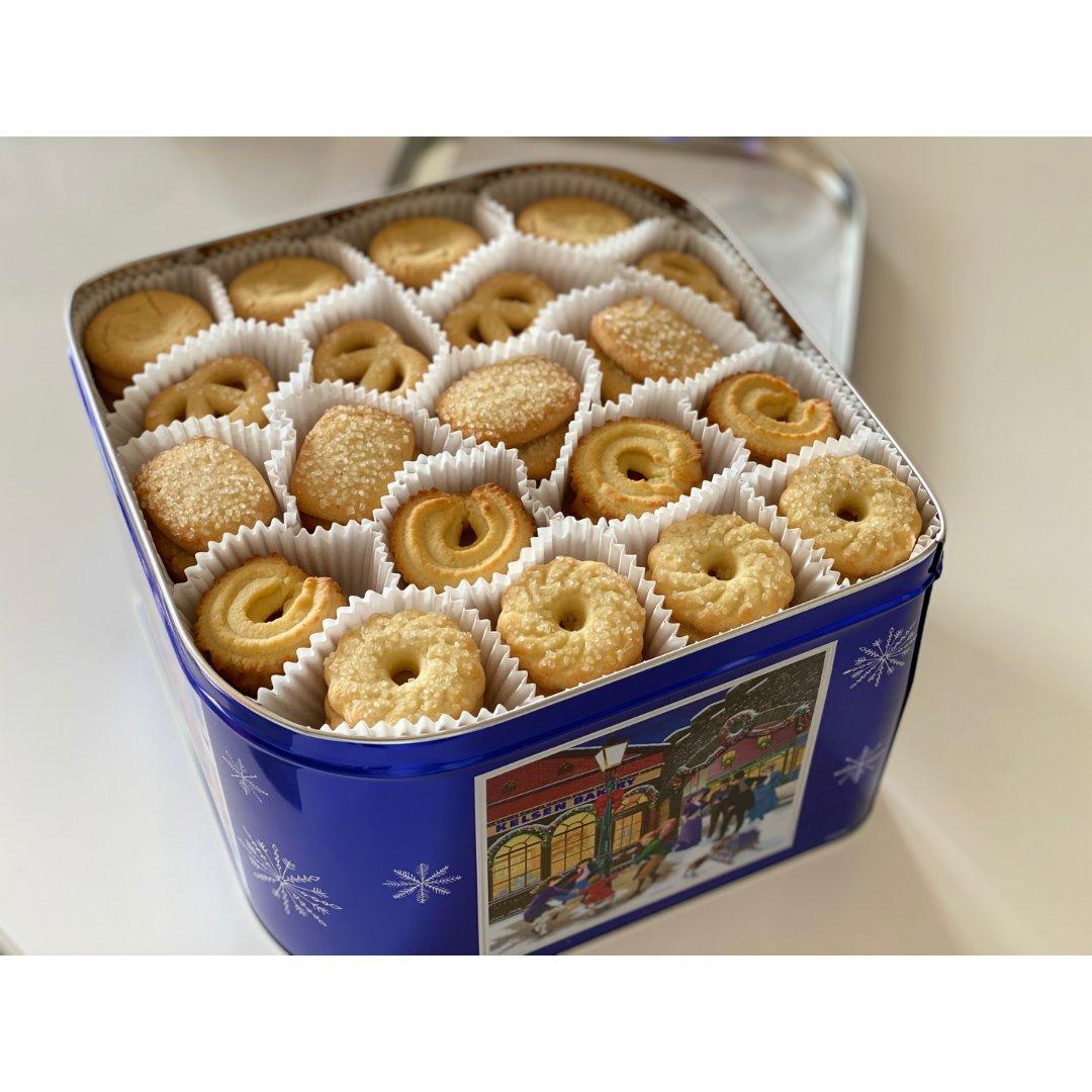 Costco零食系列之黄油饼干