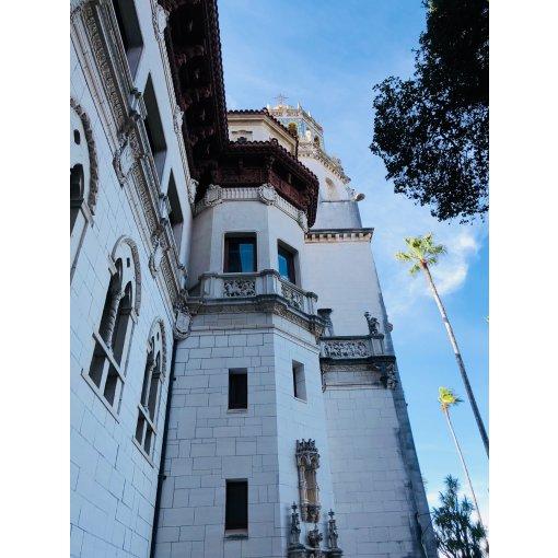 🏰 加州必去景点之一   赫氏城堡