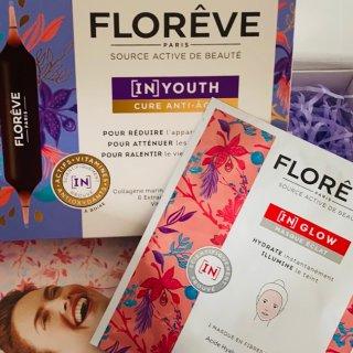 Floreve小红针面膜,让肌肤喝饱水!...