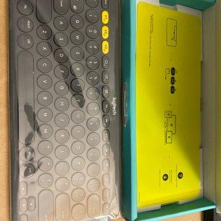 一把键盘搞定PC、Mac以及手机。罗技K380入手