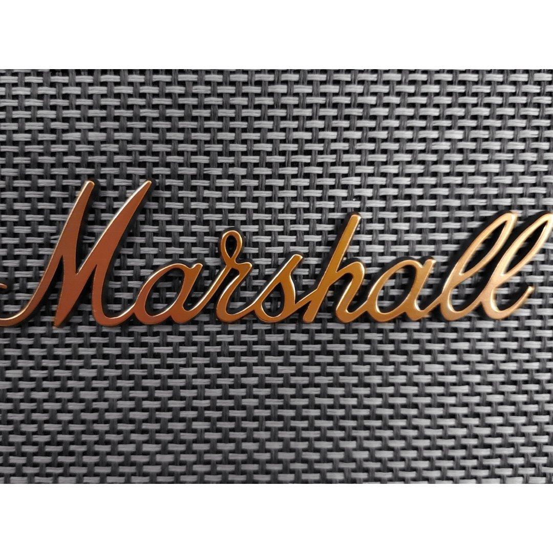小众好物----Marshall ...