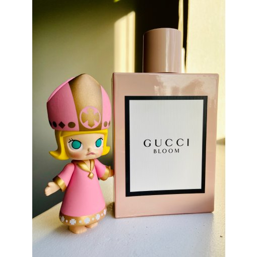 我的第二瓶Gucci Bloom