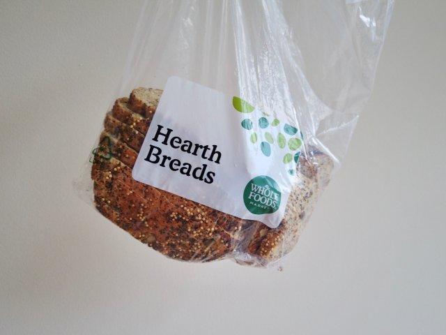 种子诱惑面包🍞很丑!但真的很好吃!!!!