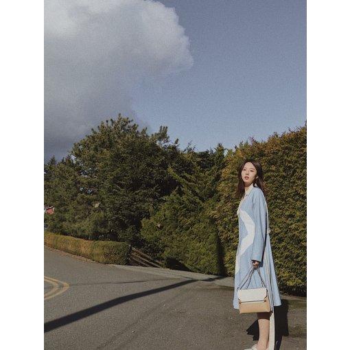 春季衣橱 最爱的米白蓝色系🐋🐑