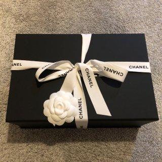 刚买到的Chanel金币五合一开箱...