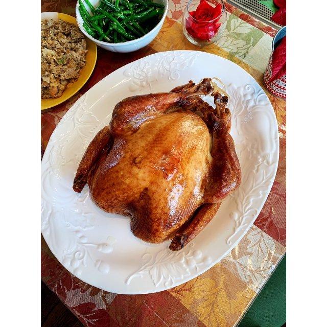 懒人的传统火鸡🦃️大餐!Whole...