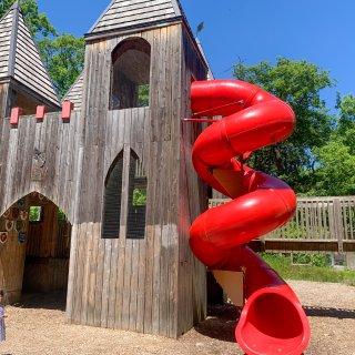 原来High Park里藏着一座儿童探险...