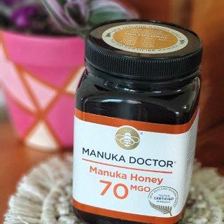 Manuka Doctor麦户卡蜂蜜+维...