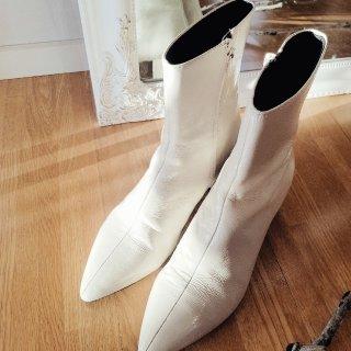 下半年最爱的鞋--冬季离不开的短靴...