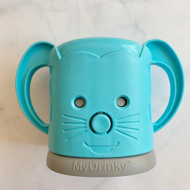 安利大家一款实用的宝宝喝盒装奶的利器