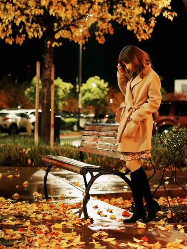 【雨月夜里那件爱的大衣】