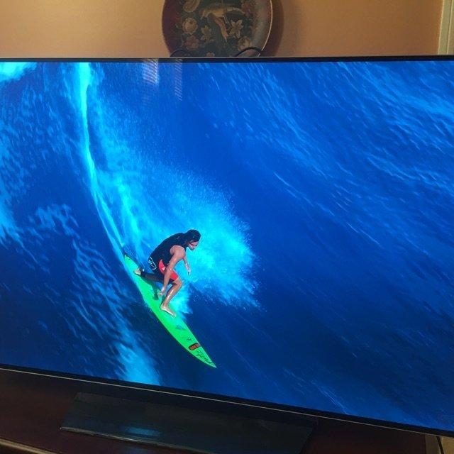 """LG OLED 55"""" 4K 画质..."""