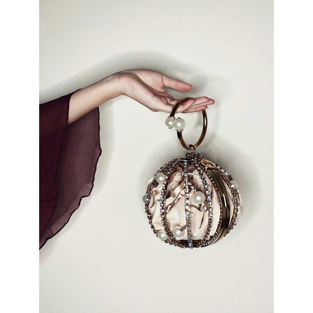 神仙包包|Rosantica珍珠水...
