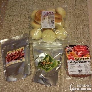 正宗好味的台湾味道