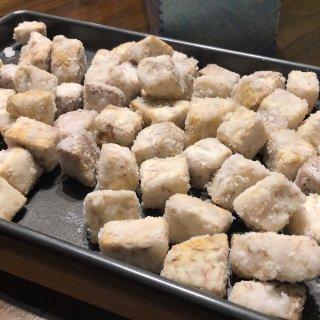 潮汕反沙芋头,外酥里嫩