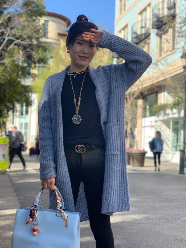 【时尚 | 穿搭】换季必备的羊毛长款外套
