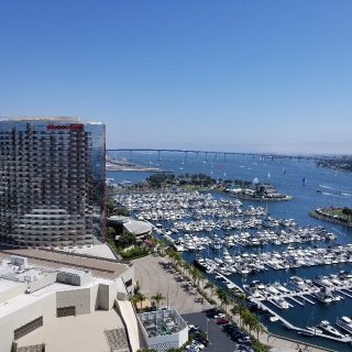 【SD旅行】San Diego 旅館一瞥...