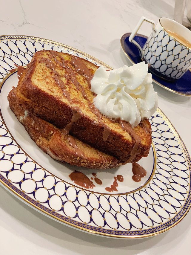 French Toast 和wed...