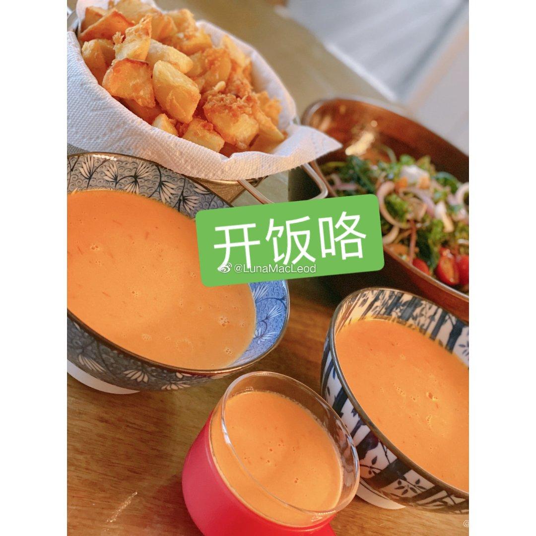 超简单的【番茄浓汤】制作方法