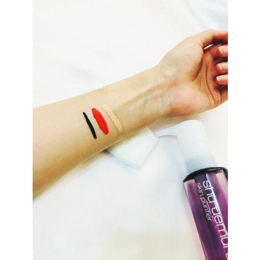 卸妆大法【植村秀🍇覆盆子超净白洁颜油】