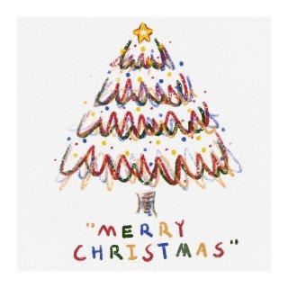 圣诞快乐 送给大家的油画棒圣诞树们🎄...
