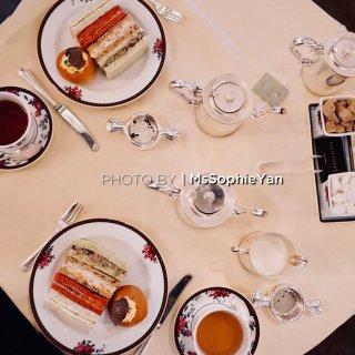 伦敦下午茶|朗廷真的是绝佳选择...