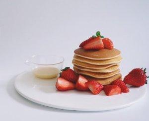 【松饼/pancake的做法步骤图】曼小曼___下厨房