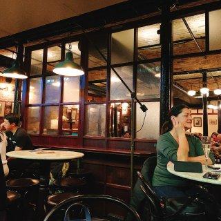 伦敦餐厅|Dishoom伊朗餐厅,与候车...