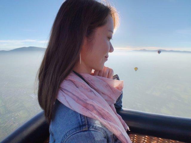 旅行分享 | 热气球日月金字塔之旅🎈