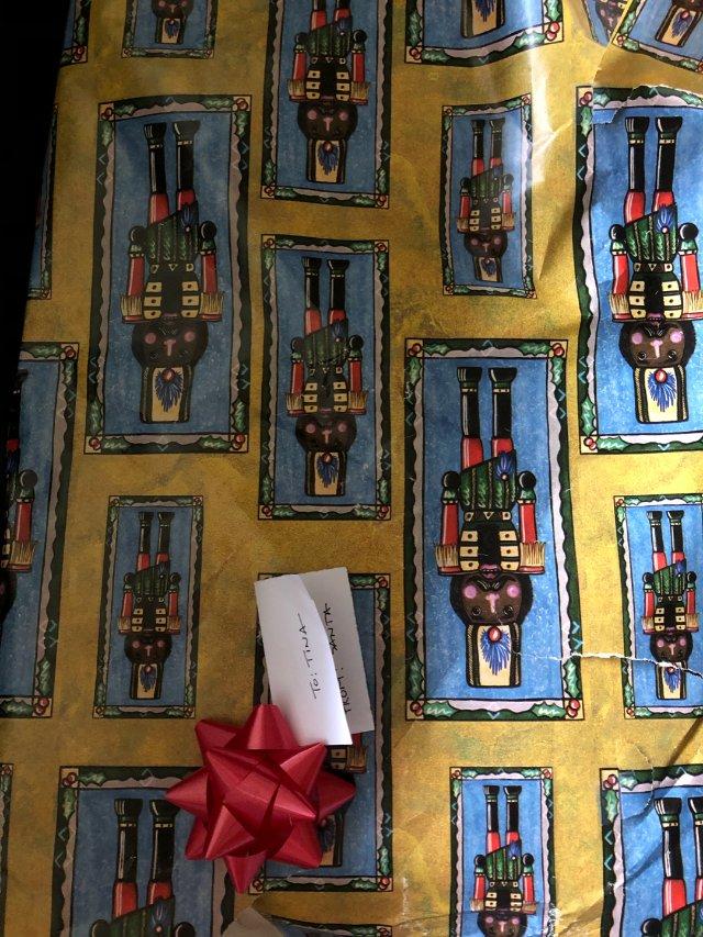 来自老公的—我的圣诞礼物