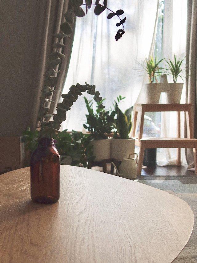 🛋️家居分享  实木的温度💓旧茶几...