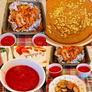 感恩节大餐🥂|魔幻的一年依旧心存感恩💗...