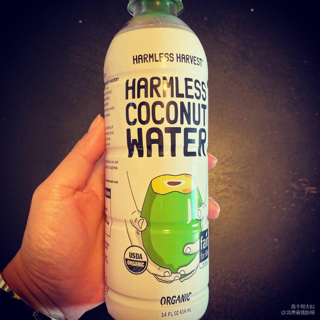 Costco有机椰子水