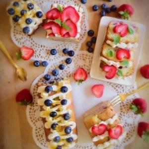 夏日最应景 | 网红西葫芦水果蛋糕,你试过吗?(三款教程)-北美省钱快报攻略