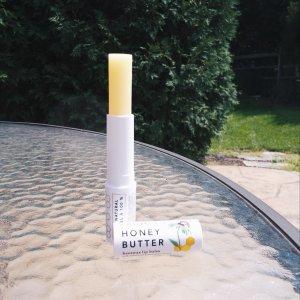 蜂蜜润唇膏