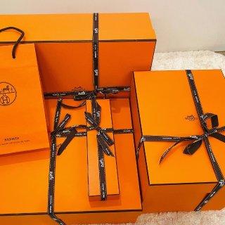 Hermes 爱马仕,爱马仕是第一生产力,push gift
