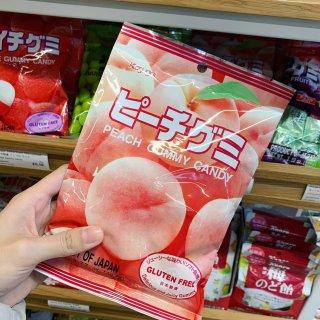 分享我爱的桃子🍑|零食篇|Japan c...