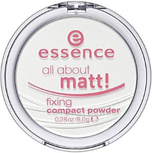 Amazon.com : essence | All About Matt! Fixing Compact Powder | Cruelty Free - Clear : Face Powders : Beauty