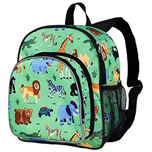 $14 Olive Kids Wild Animals 12 Inch Backpack
