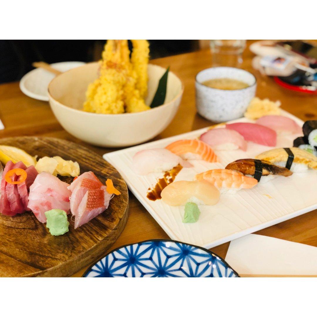 坐标布村南区一家惊喜日式食堂