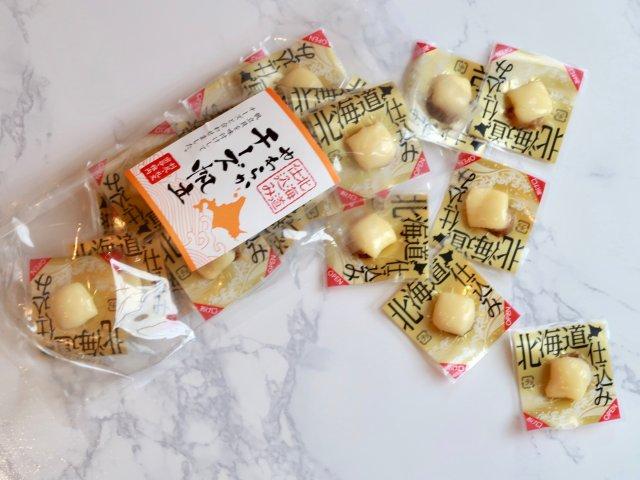 北海道海产-奶酪干贝|口袋里的海味零食
