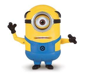 $10Despicable Me Talking Minion Mel Toy Figure