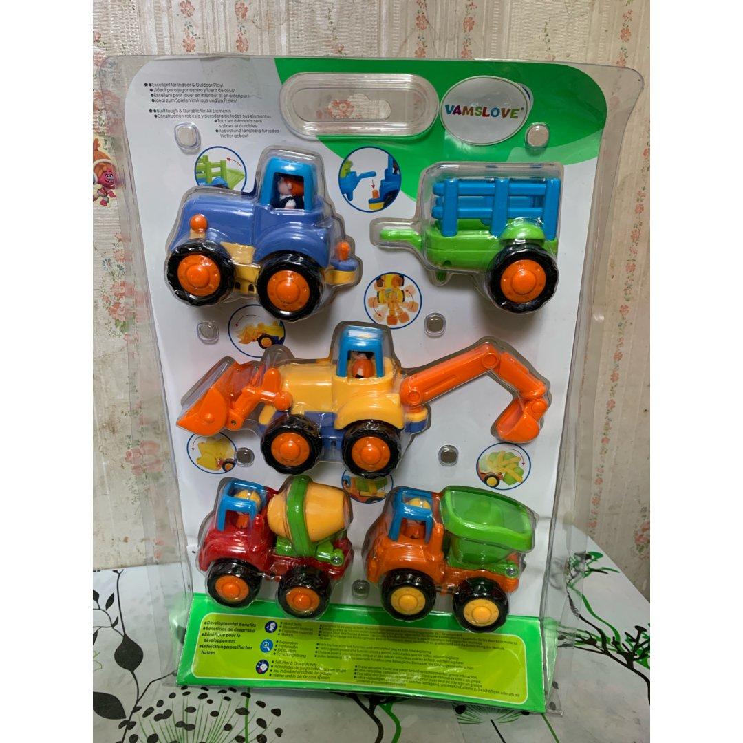 玩具车套装!