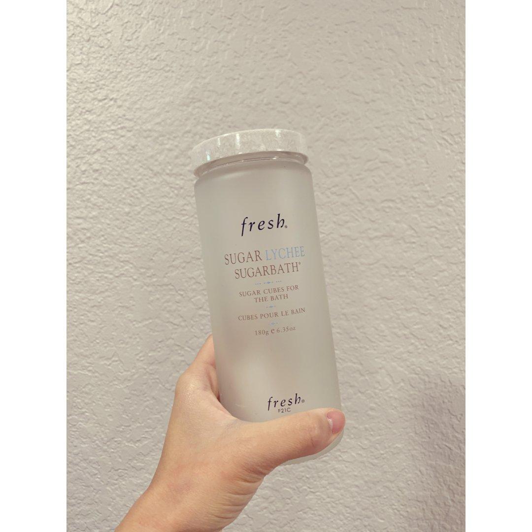 fresh 身体乳和浴盐