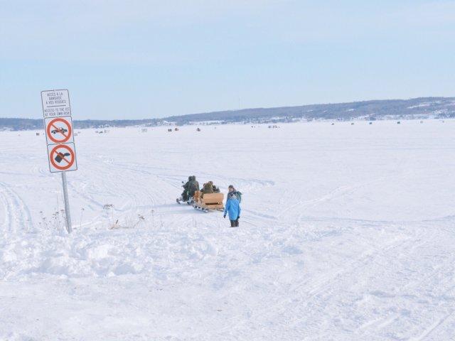 Day4 - 冰钓与极寒装备