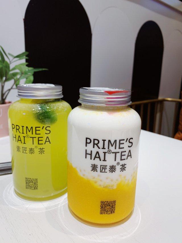 🥭  /  泰匠素茶 招牌泰椰奶花...