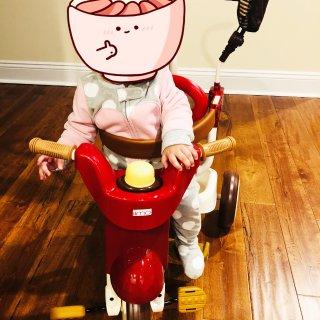 颜值超标 の iimo童车...