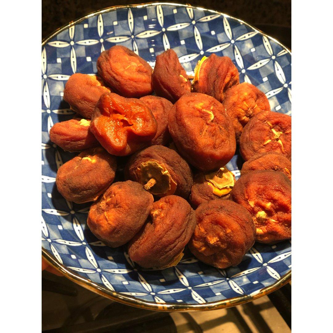 非吃货的一次探索 — 秋天做柿饼